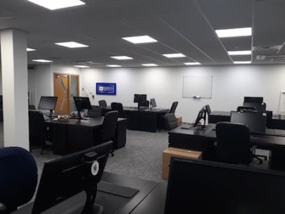 Office relocation in Newcastle upon Tyne